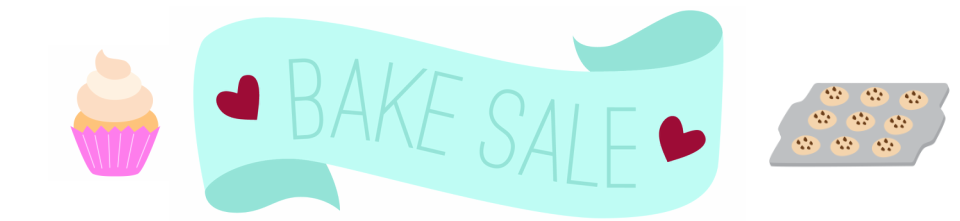 tips for hosting a successful bake sale